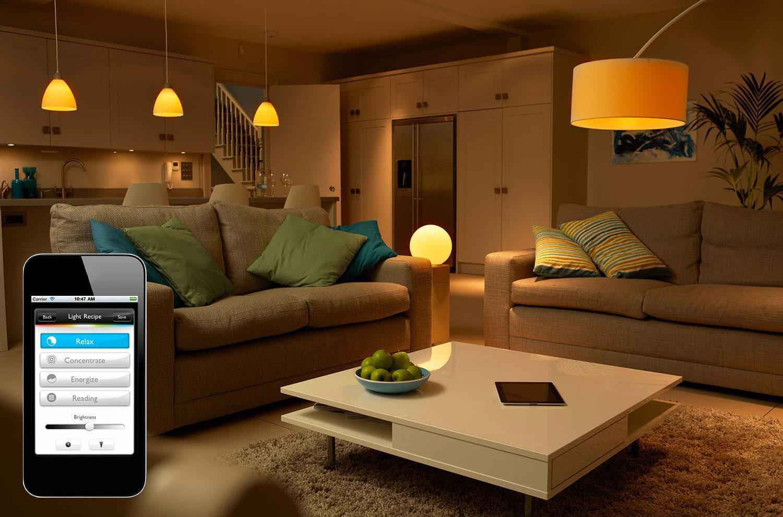 سیستم روشنایی آراسنسور-