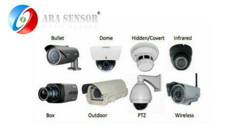 انواع دوربین مداربسته، ویژگیها و کاربردهای آنها
