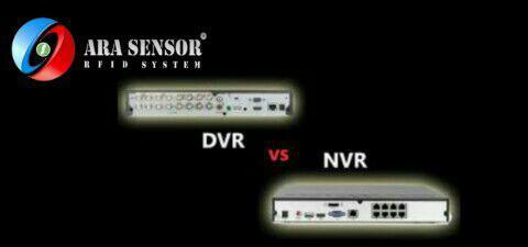 تفاوت NVR و DVR در چیست؟