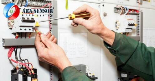 مراحل اصلی برق کشی ساختمان