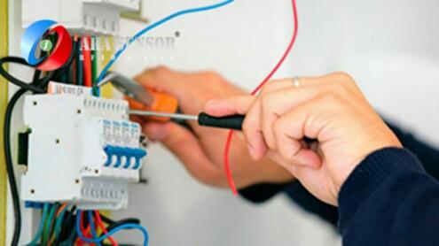 ترسیم و راه اندازی تاسیسات برق ساختمان