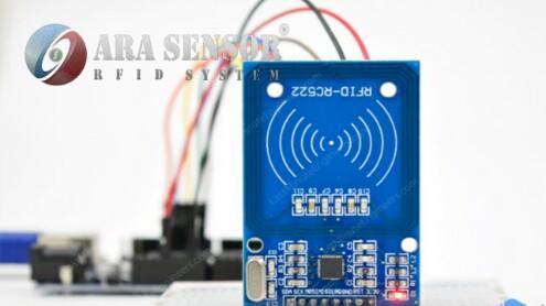 استفاده از سیستم های RFID در فلز و مایعات