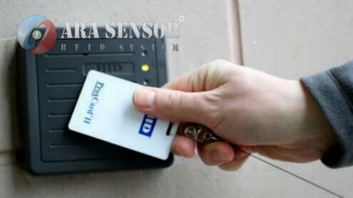 چگونه یک سیستم RFID کار می کند؟